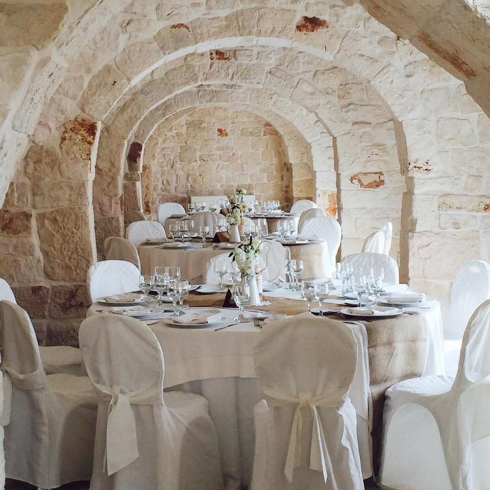 Masseria grieco location per matrimoni meeting e ricevimenti in valle d 39 itria - Addobbi sala matrimonio ...