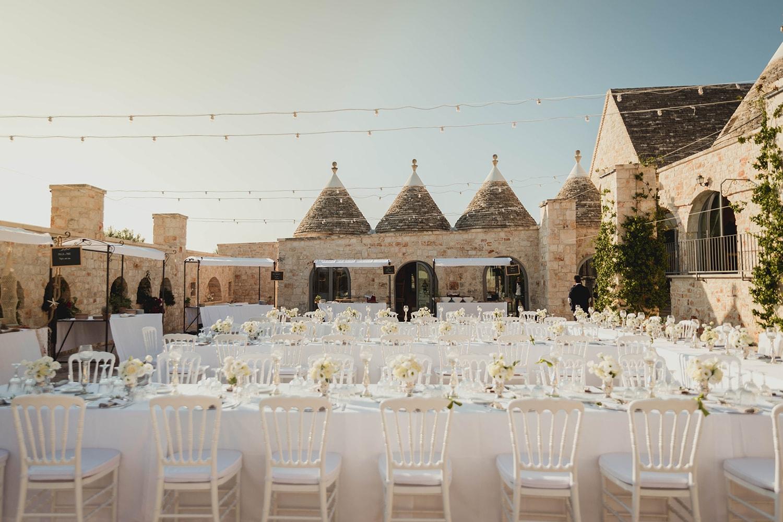 masseria_grieco_ricevimenti_allestimento_tavoli_matrimonio - Masseria Grieco